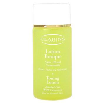 Тонизирующий лосьон для нормальной и сухой кожи лица Toning Lotion Normal to Dry Skin от Clarins
