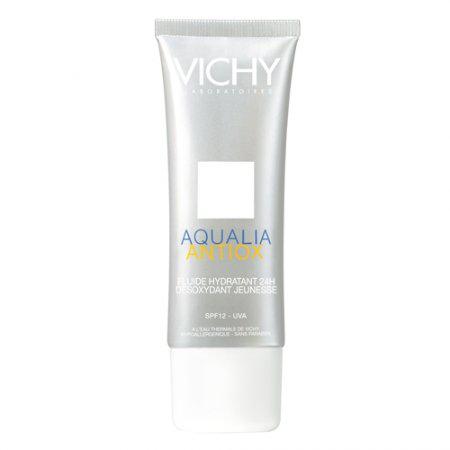 Увлажняющий крем-флюид Aqualia Antiox 24h Hydrating Cream от Vichy