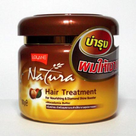 Питательная маска для волос Natura Macadamia от Lolane