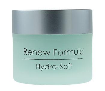 Увлажняющий крем для лица RENEW Formula Hydro-Soft Cream SPF 12 от Holy Land Cosmetics