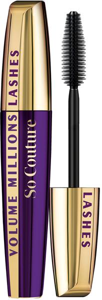 Тушь лореаль миллион ресниц фиолетовая фото