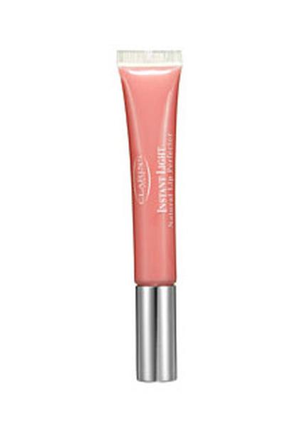 Блеск выравнивающий кожу губ Eclat Minute (оттенок № 01 Rose Shimmer) от Clarins