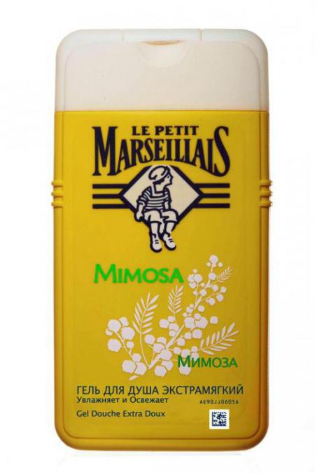 """Гель для душа """"Мимоза"""" от Le Petit Marseillais"""