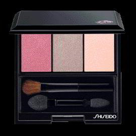 Тени-трио для век Luminizing Satin Eye Color Trio (оттенок RD 711 Pink Sands) от Shiseido