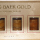 Масло для волос Dong Baek Gold Hair Essence от Missha