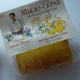 Натуральное мыло-скраб ручной работы Мед и овес от Рецепты бабушки Агафьи
