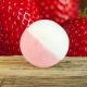 """Бурлящий шар """"Клубнично-молочный"""" от Stenders"""