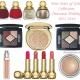 Рождественская коллекция макияжа Dior State of Gold Collection Christmas Holiday 2015-2016