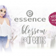 Весенняя коллекция Essence Blossom Dreams Collection Spring 2017