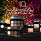 Юбилейная коллекция Make Up Factory Birthday Sensation Collection Summer 2015