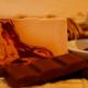 Шоколадное мыло от Riga soap manufacture