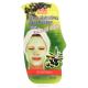 """Маска для лица с маслом ши """"Олива"""" (ультра-увлажняющая) от Purederm"""