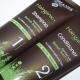 Шампунь и кондиционер с маслом баобаба Hairganic+ для непослушных и секущихся волос от Egomania Professional Collection