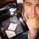 Пятицветная палитра теней 004 от Dior