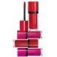Жидкая матовая помада Rouge Edition Velvet Lipstick (оттенки № 07 Nude-Ist и № 03 Hot Pepper) от Bourjois