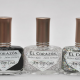 Верхнее покрытие для ногтей (оттенки № 421\4 Guail egg, № 421\8 Top fireworks, № 421\11 Dreams in dotty) от El Corazon
