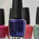 Лак для ногтей из коллекции Holiday 2012 Skyfall Collection (оттенок HL D14 Tomorrow never dies) от OPI