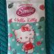 Влажные салфетки Hello Kitty от Smile