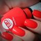 Гель-лак для ногтей Miracle Gel (оттенок № 470 Red Eye) от Sally Hansen
