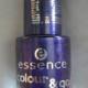 Лак для ногтей Colour & Go от Essence