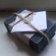 Натуральное мыло ручной работы «Черное с углем» от Мыловаров (2)