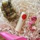 Увлажняющая губная помада (оттенок № 04 Роза Пудровое серебро) от Flovera