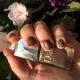 Лак для ногтей Vernis (оттенок № 611 Exquis) от Dior