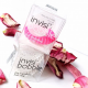 Резинка-браслет для волос The Traceless Hair Ring (оттенки Candy Pink, Crystal Clear) от InvisiBobble