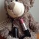 Помада для губ Satin Lipstick (оттенок Snob A24) от MAC