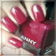 Лак для ногтей (оттенок № 107 Jogging date) от ANNY
