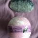 """Бурлящий шар для ванны """"Черная смородина"""" от Кафе Красоты"""