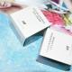 Кремовые монотени Colour Essence Eye Cream (оттенки Shy Violet и Countess) от H&M