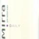 Гель-крем для снятия макияжа с маслом японской ромашки от Mirra