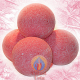 """Солевые шарики для ванны """"Ароматные персики"""" и """"Тропическое манго"""" от Valent Vota"""