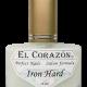 """Основа под лак Лечение для ногтей """"Железная твердость"""" Iron Hard № 418 от EL Corazon"""