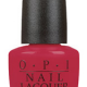 Лак для ногтей (оттенке NL H02 Chick Flick Cherry) от OPI
