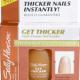 Мультивитаминный комплекс для тонких ногтей Get Thicker Nails от Sally Hansen