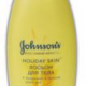 Лосьон для тела с легким оттенком загара Holiday Skin от JOHNSON'S