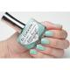 Лак для ногтей активный био-гель Dalmatian Active Bio-gel (оттенок № 423/088 Mint Ice Cream & Chocolate) от El Corazon