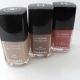Лаки для ногтей LE VERNIS (оттенки № 559 Frenzy, 505 Particuliere, 491 Rose Confidentiel) от Chanel