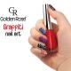 Лак-кракелюр №05 Graffiti nail art от Golden Rose
