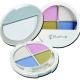 Четырехцветные тени для век №404 от Flormar