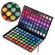 Палитра теней для макияжа век на 120 цветов
