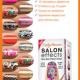 Лаковые полоски для ногтей Salon Effects - инновация от Sally Hansen