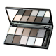 "Тени для век 10 Color Eyeshadow ""SMOKEY"" от Nyx"
