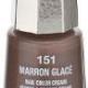 Лак для ногтей (оттенок № 151 Marron Glace) от Mavala