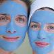 """Глиняная маска для лица """"Голубая глина"""" от Медикомед"""