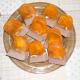 """Мыльный торт """"Рождественский апельсин"""""""