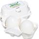 Натуральное органическое себорегулирующее мыло-маска с эффектом сужения пор Egg Soap от Holika Holika
