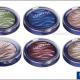 Тени для век Blueberry long-wear crystal от Lumene